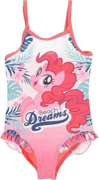 Costum baie intreg My little pony Dreams roz, 116 cm, 6 ani 0