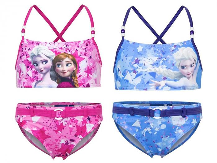Costum de baie 2 piese Disney Frozen [1]