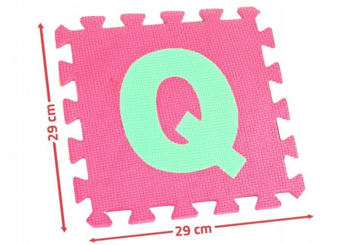 Covor puzzle din spuma, 36 piese, 29 x29 cm [3]