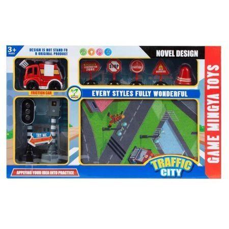 Covoras de joaca Traffic City [0]