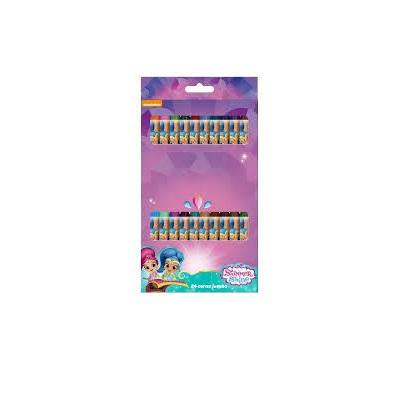 Creioane colorate cerate 24 bucati Shimmer Shine [0]