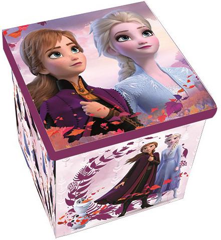 Cutie depozitare jucarii Frozen II 30x30x30 cm 0