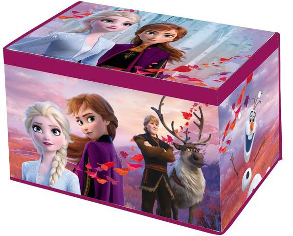 Cutie depozitare jucarii Frozen II 55x37x33 cm 0