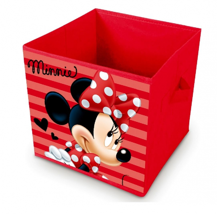 Cutie depozitare Minnie Mouse 28X28X28 cm [0]