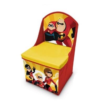 Cutie scaun depozitare jucarii Incredibles 0