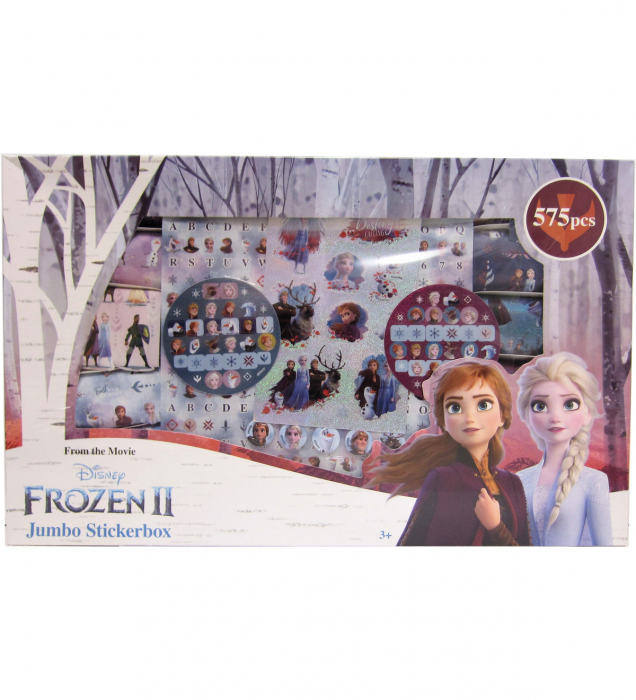 Cutie stickere frozen 575pcs 1
