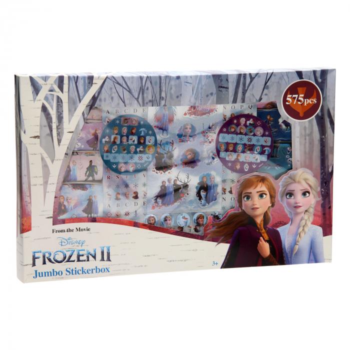 Cutie stickere frozen 575pcs 2