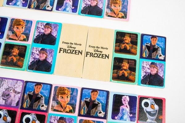 Domino Frozen lemn 28 piese [2]