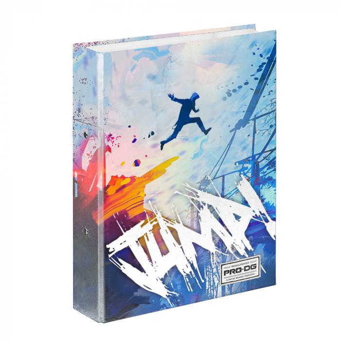 Dosar A4 4 inele ProDG Jump 28x33x5 cm 1