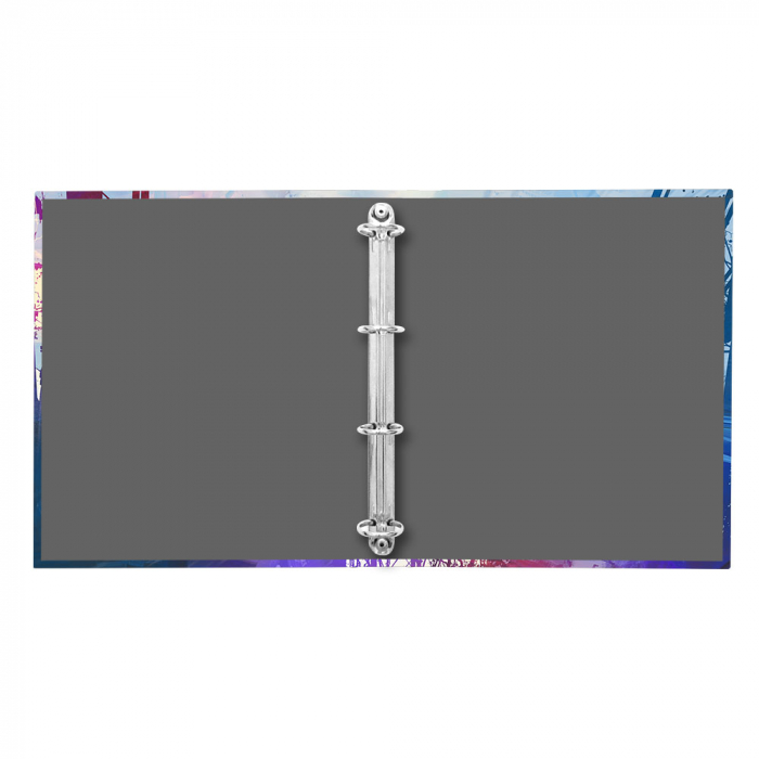 Dosar A4 4 inele ProDG Jump 28x33x5 cm 0