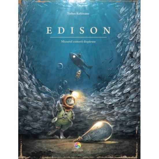 Edison - Misterul comorii disparute [0]