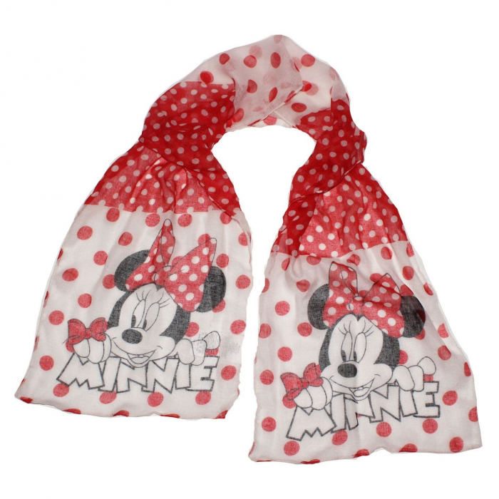 Esarfa Minnie Mouse 120x25 cm [0]