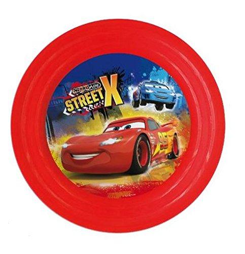 Farfurie Cars pentru copii, rosu, 20 cm 0