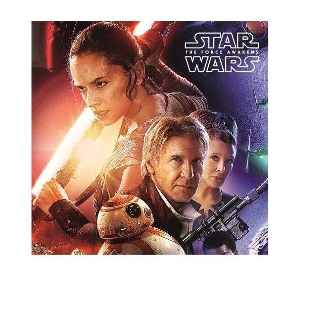 Fata de perna Star Wars 40x40 cm [1]