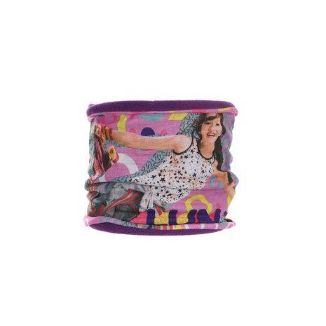 Fular tub guler Soy Luna mov 50x22 cm 0