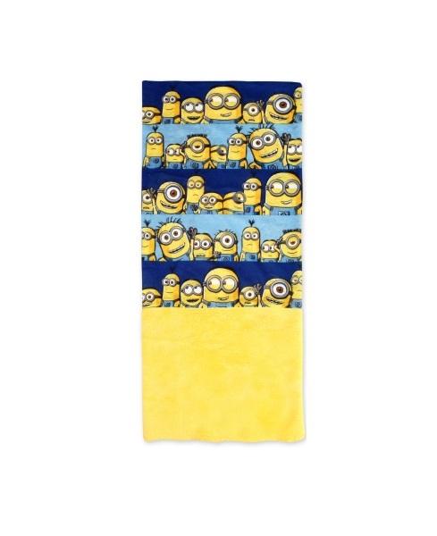 Fular tub Minions galben 0