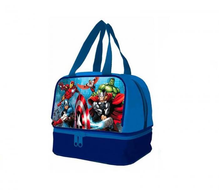 Geanta de pranz Avengers 20x18.5x14.5 cm 0
