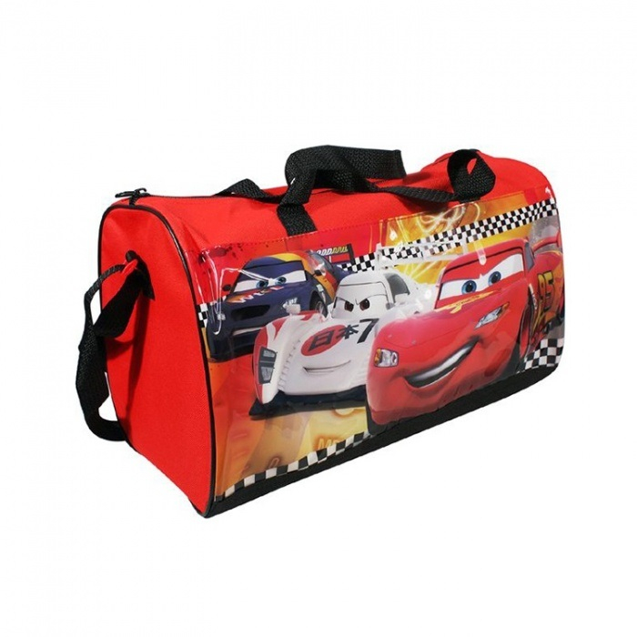 Geanta sport Cars 37x23x20cm [0]