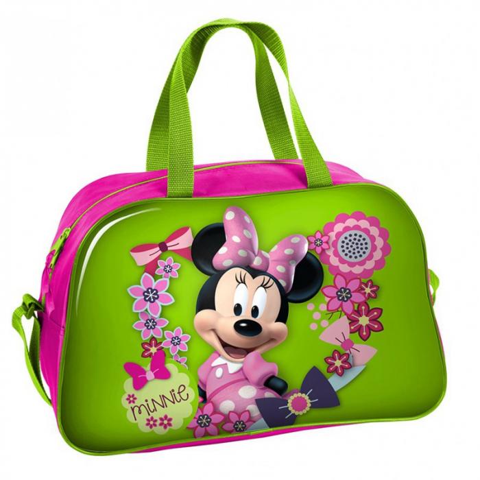 Geanta sport Paso Minnie Mouse 40x25x13 cm [0]