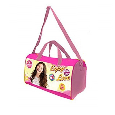 "Geanta sport Soy Luna 23x38x20 ""be unique"" roz 0"