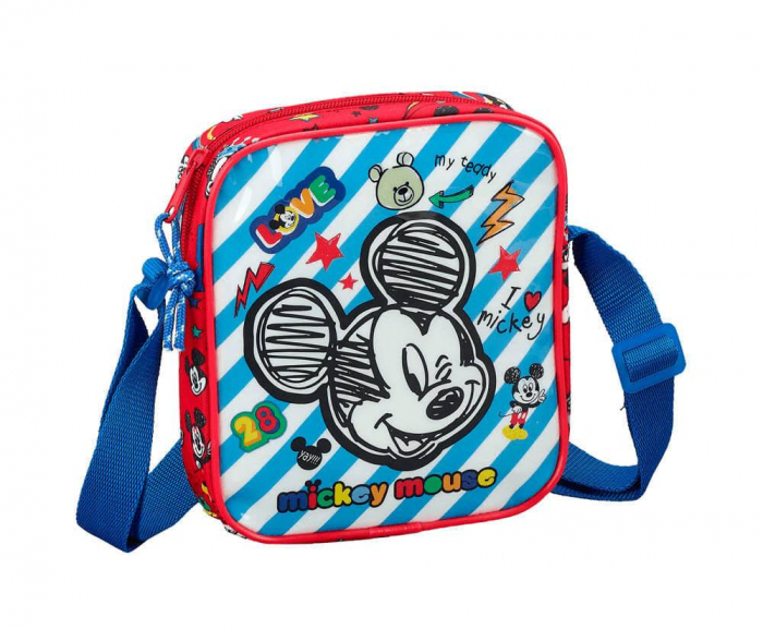 Geanta umar Mickey Mouse 18 cm [0]
