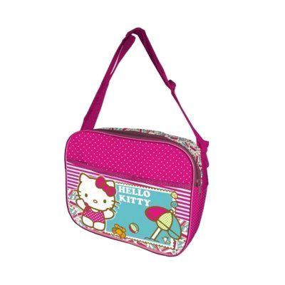 Geanta umar Hello Kitty 19x25x7 cm 0