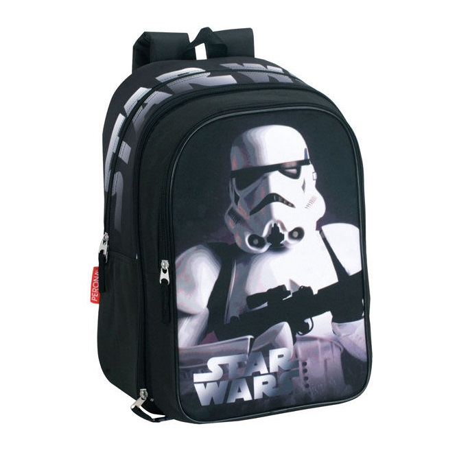Ghiozdan adaptabil 2 fete Star Wars 43.5 cm 1