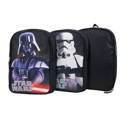 Ghiozdan adaptabil 2 fete Star Wars 43.5 cm 3