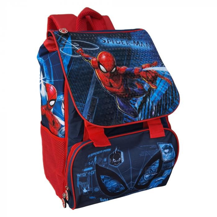 Ghiozdan Spiderman extensibil [0]