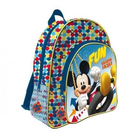 Ghiozdan Mickey Mouse Fun 41 cm 0