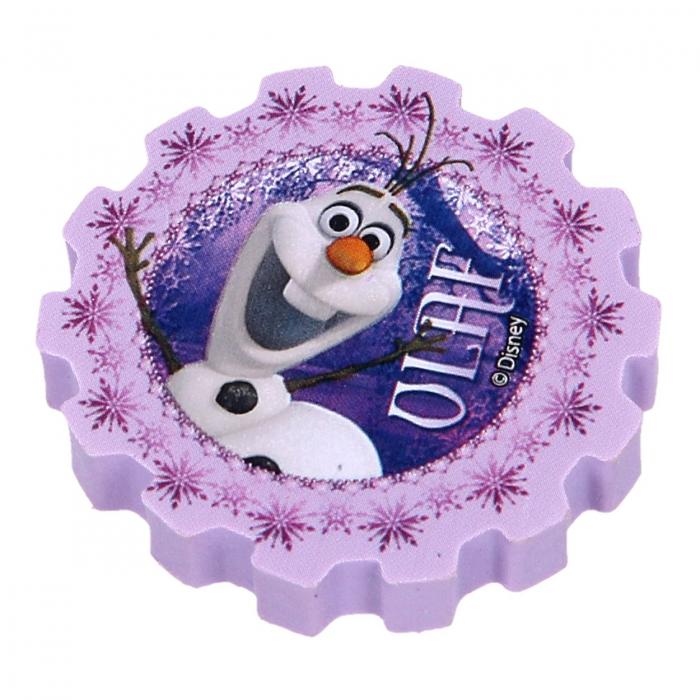 Guma sters Frozen set 4 bucati 5