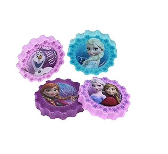 Guma sters Frozen set 4 bucati 1