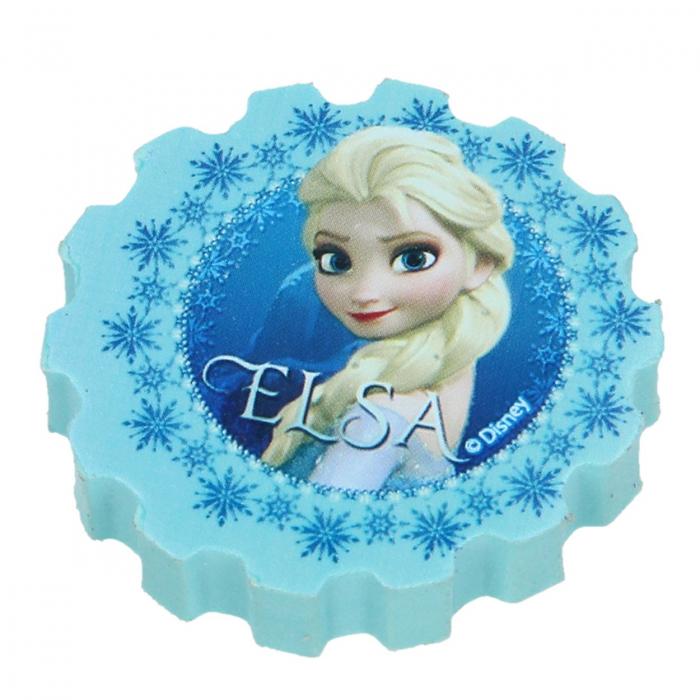 Guma sters Frozen set 4 bucati 3