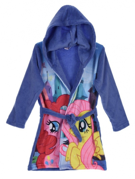 Halat Baie cu gluga My Little Pony [0]