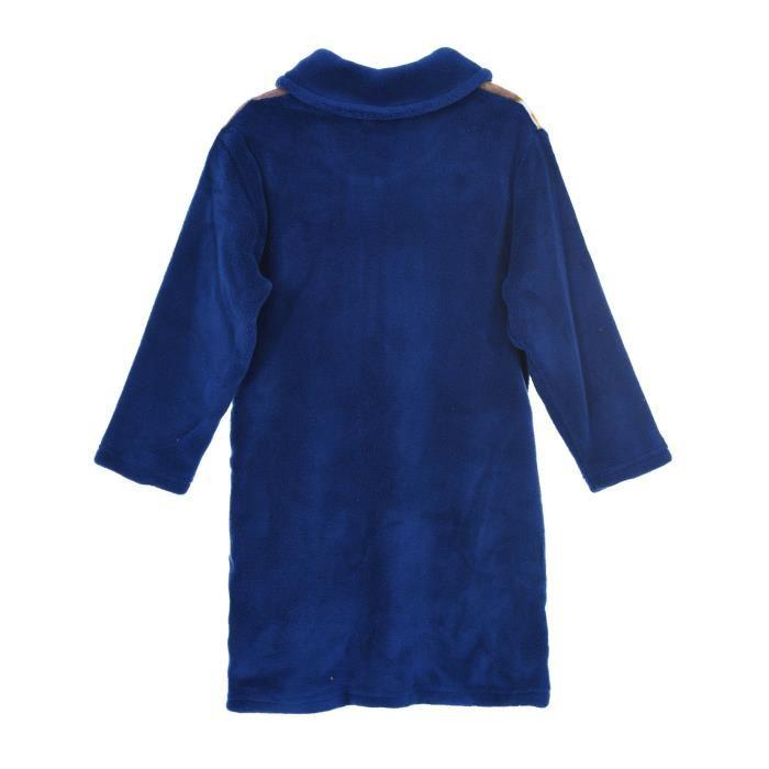 Halat Baie Star Wars cu fermoar, albastru, 6 ani, 116 cm 1