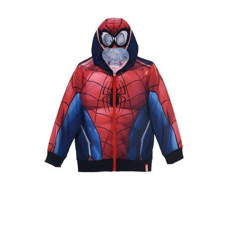 Hanorac Spiderman rosu 3 ani, 98 cm 0