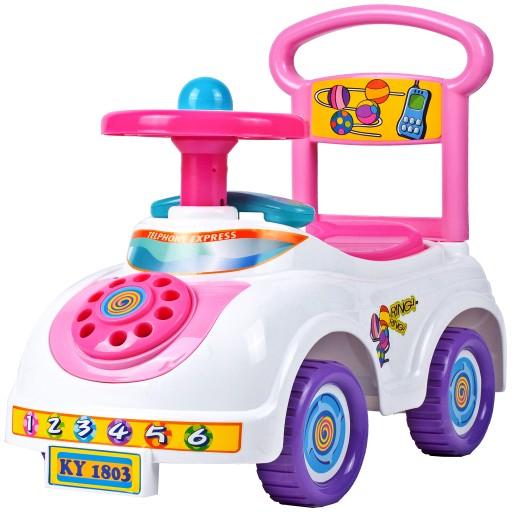Masinuta Ride-on fara pedale [0]