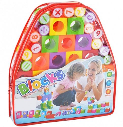 Joc de construit cuburi 25x24x7 cm [1]