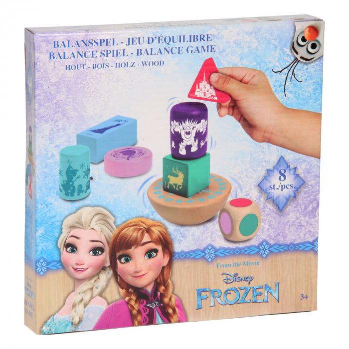 Joc de echilibu, Frozen 8 piese 1