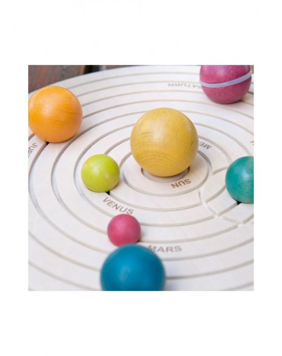 Joc educativ din lemn, Sistemul Solar 3D [9]