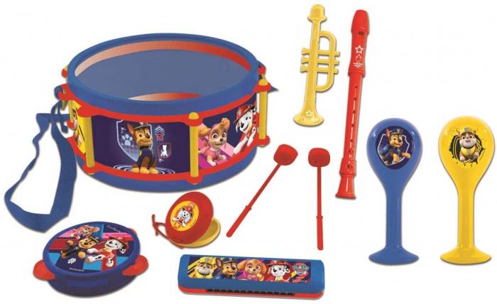 Set 7 instrumente muzicale Paw Patrol [0]