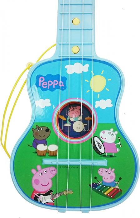 Jucarie Chitara Peppa Pig [3]