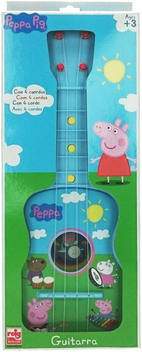 Jucarie Chitara Peppa Pig [2]