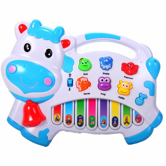 Jucarie educationala pian, Cow [0]