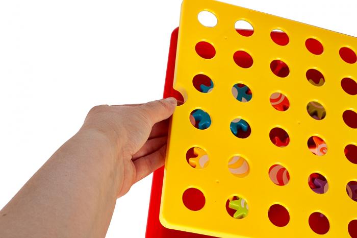 Jucarie educativa puzzle creativ Gear [6]