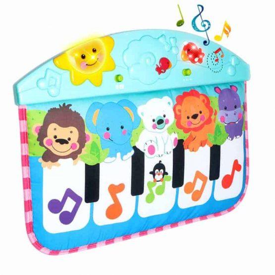 Jucarie muzicala Patut Pian bebe 2 in 1 0