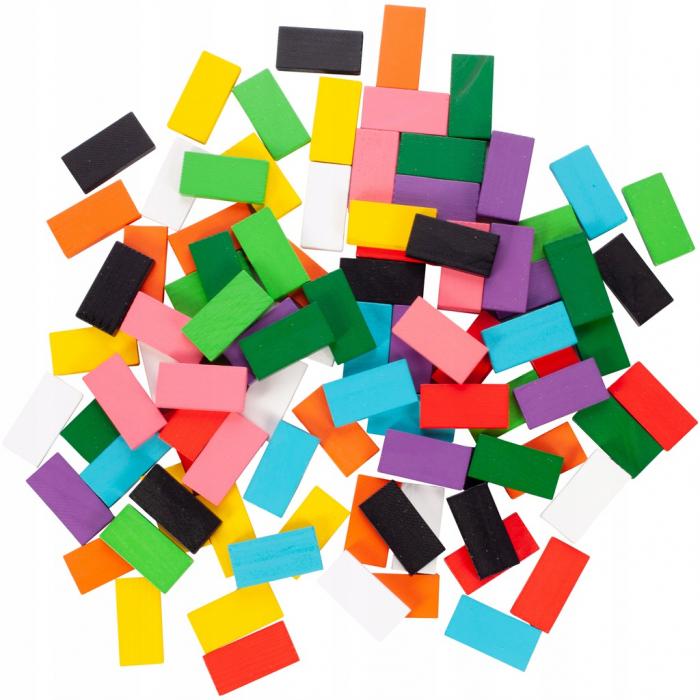Set domino, 100 piese [3]