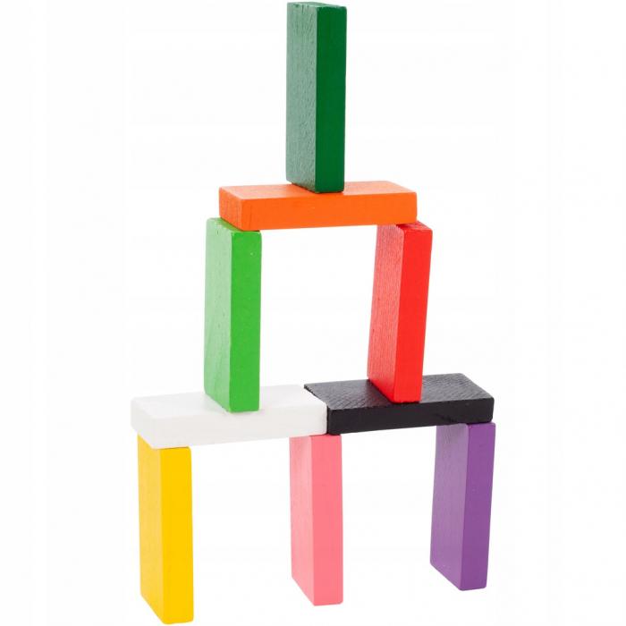Set domino, 100 piese [5]