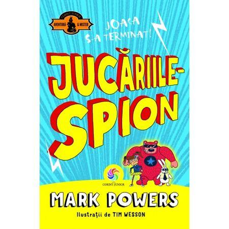 Jucariile-spion - Mark Powers [0]