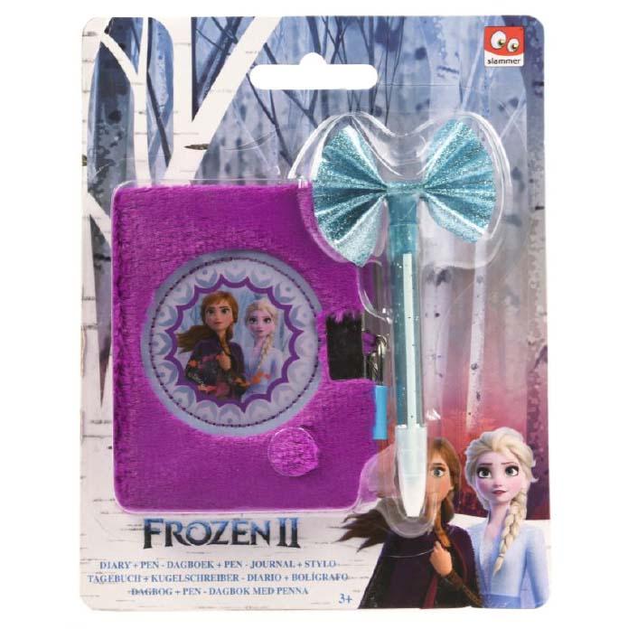 Jurnal Frozen 2x8x11 cm 1